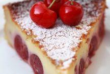 Recette dessert cerise