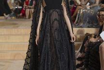 Valentino Couture Fashion Shows -- Показы Valentino Couture, Подиум