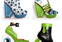 Chaussures d'art