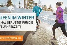 Winter Running / Richtig ausgestattet um im Winter zu laufen  #winter #laufen #joggen #running