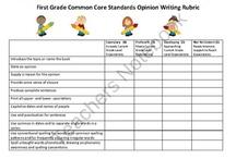 First Grade Rocks - Writing