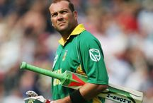 Jacques Kallis / Board dedicated to an all-time South African legend who announced his retirement today
