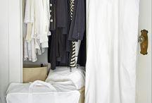 organizing & laundry
