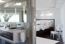 Open bedroom floor plan