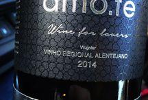 Message in a Bottle Collection • Vinhos amo.te •