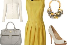 Fashion / Love these style ideas! / by Laurie Powers