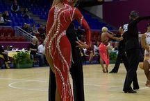Latin dansetøy