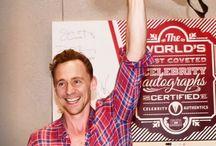 HiddlesWorth / Chris Hemsworth & Tom Hiddleston