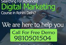 Digital Marketing Course Classified Delhi