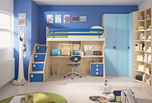 kids rooms / by Michelle Talavera-Caceres