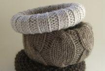 van een oude trui