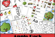 free theme packs for preschoolers