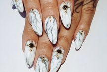 Thumbs Up / Nail art, fingers glam