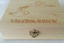 Baby Ideas for mommy from Wood N Mirror Gifts / Laser Engraved Baby ideas. We can personalized them for you.