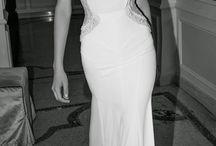 Mindzia / Halloween wedding dress