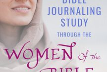 Women of Valor Bible Journaling / A Pinterest board for the Women of Valor Bible journaling study by Seasons Illustrated.