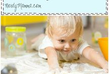 Toddler Art & Activities / by Tasia Tumbaga