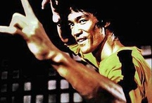 Things that Influenced Berry Gordy's The Last Dragon / The Last Dragon was heavily influenced by classic KungFu movies, Bruce Lee, Eastern Philosophy, Blaxploitation movies, 80s pop culture  and much more...