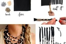 Diy jewelry  / Diy
