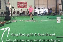 Softball Pitching Drills / Pins and drills from top fastpitch softball pitching instructors