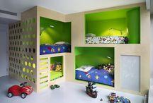 Habitaciones infantiles y Dormitorios para niños / Habitaciones Infantiles, Dormitorios para bebés y niños / by DecoPeques- Decoración infantil