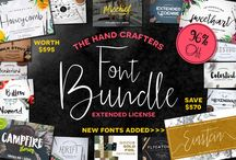 Fonts And Artwork For Designers