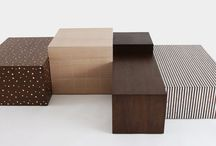 Tables / Interior / by Lina Laham