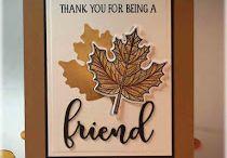 Friend cards