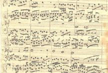 Old partituren X-mass