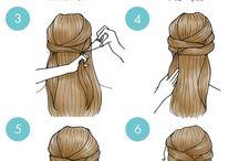 Peinados / Peinados simples