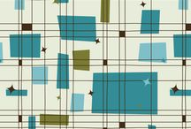 A great Mid-Century fabric