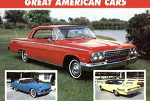 AMERICAN CLASSIC CARS / . / by Jack Frain