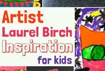 Artist: Laurel Burch