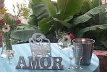 diy casamento / mesas para convidados