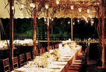 Weddings Inspiration / Beautiful ideas to give you some inspiration for your wedding.