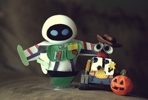 wall e / My obsession! / by Cynthia The Emotional Robot