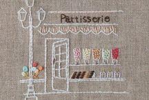 Sweets Stumpworks by Atelier Fil - Japanese Embroidery Pattern Book - Kawaii & Lovely Motif -  843-15 by JapanLovelyCrafts, via Flickr