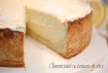 Retete - cheesecake
