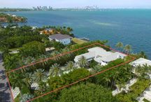 FOR SALE ~ 12 Tahiti Beach Island Road / TAHITI BEACH MODERN BAYFRONT ESTATE PERCHED ON A PRISITNE ACRE LOT WITH OPEN BAY VIEWS IN THE UBER EXCLUSIVE PRIVATE ENCLAVE OF COCO PLUM! Bask in Unobstructed WATERFRONT & MIAMI SKYLINE VIEWS located in Coral Gables with 127 feet on the Biscayne Bay. Entertainers Home with 6 Bedrooms + 7.5 Baths. Large Movie Theater, Enormous Ground Floor Entertainment & Recreation Area, Bayfront Heated Saltwater Pool & Spa. 10,441 SQ.FT. on 40,590 SQ.FT. LOT | $19,995,000 | www.12tahitibeach.com