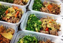 Home Sweet Home / Linha de comida saudável caseira da Equilíbrio & Sabor Culinária Light
