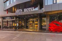 ARTS HOTEL / HARBİYE / Arts Hotel - Harbiye Standart ve Suit Odalar Parke Uygulamaları