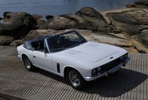 Jensen Cars - Interceptor and FF
