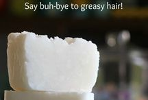 Hair coconut