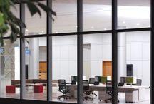 Oficina / oficinas con diseño y ergonómicas