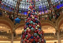Christmas time in Paris