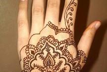 Mendhi / henna