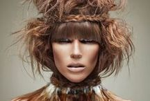 Herbert A. Hair Inspiration / How do we define ourselves? Is it in our walk, our talk, is it through our hair?