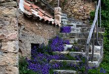 Ancient Stone Steps