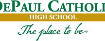 About DePaul Catholic / Our Mission: DePaul Catholic provides a Catholic experience of educational sharing which promotes, protects and nurtures the dignity of each person while fostering a communal commitment of love and service to all of God's people.