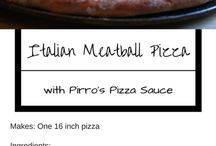 Pizza Sauce Recipes
